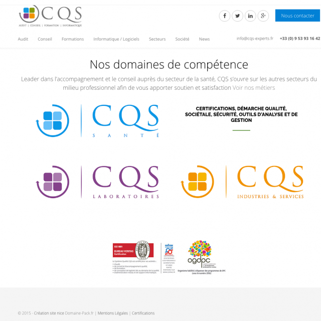 CQS Experts