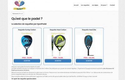 Sport Padel