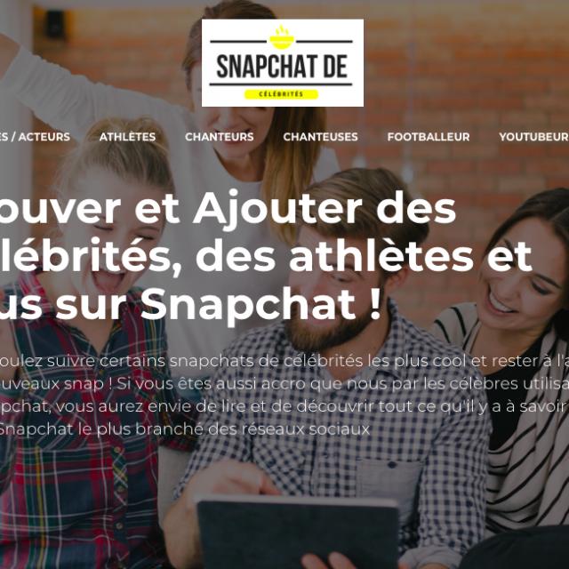 Snapchat de Star